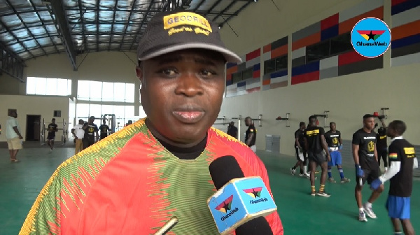 Pay us a visit before we leave - GBF President tells Sports Ministry