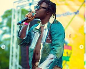 Ghanaian Rapper, Amerado Burner