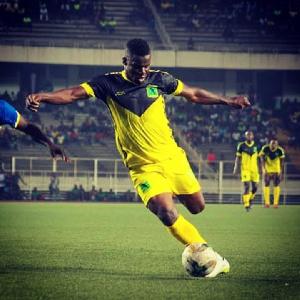 Ahmed Toure 22