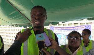 Executive Director of Ghana National Service Scheme, Mustapha Ussif
