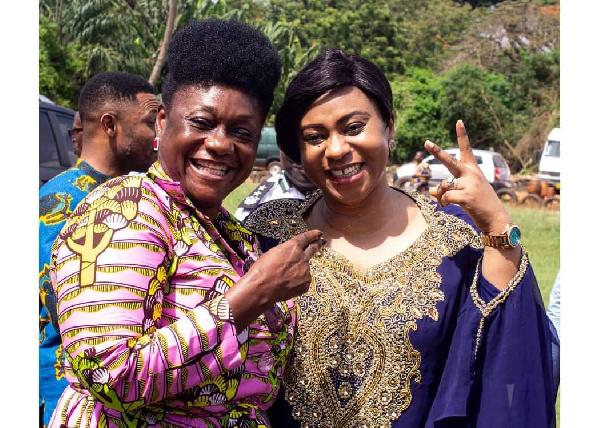 Ga East MCE congratulates Adwoa Safo on her ministerial nomination
