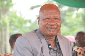 Ex-Central Regional Chairman of the NDC, Allotey Jacobs