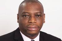 Dr Kingsley Nyarko, MP for Kwadaso