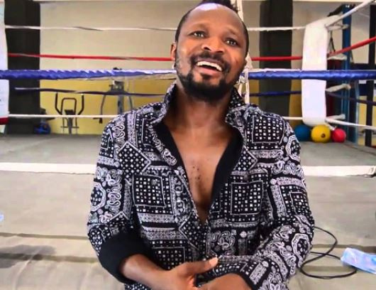 Don't wait for boxers to qualify for Olympics before you support them - Joseph Agbeko tells gov't