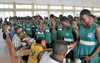 The Free SHS has been one of the Akufo-Addo government's flagship programme