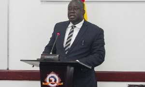 Joshua Kyeremeh until his death was the National Security Coordinator
