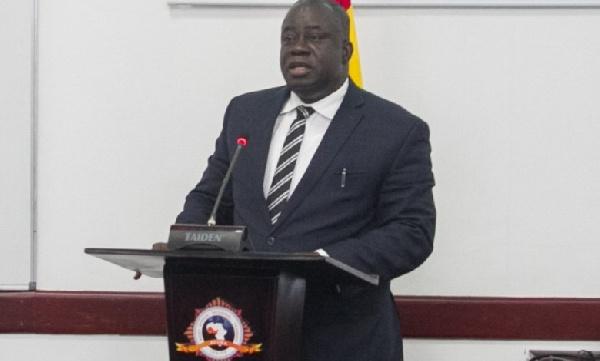 Parliament eulogises Kyeremeh, Ghana's fallen security capo