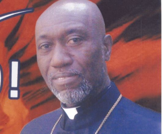 Apostle Kofi Nkansah-Sarkodie.