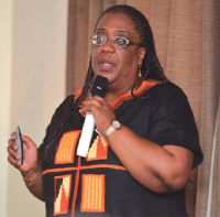 Dr. Lydia Dsane-Selby, acting CEO of NHIS