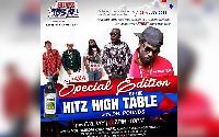 Dr Pounds 'Hitz High Table'