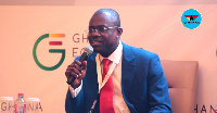 Kofi Siaw Agyapong, CEO of waste management company, Zoomlion