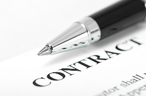 There are several disagreements and disputes within the commercial setting over contracts