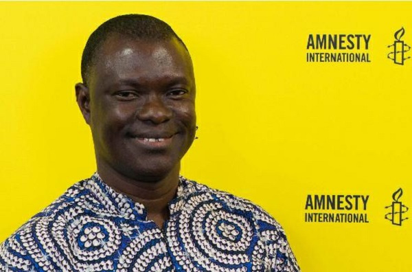 UEW lecturer becomes first Ghanaian to Chair International Board of Amnesty International
