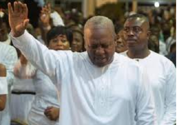 Election 2020: NDC declares 3-day fasting and prayers