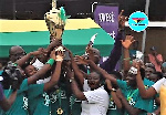 Kumasi Girls SHS annexed the female division of the 2018 Sprite Ball Championship