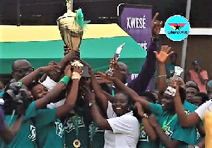 Osu Presec won the 2018 edition of the tournament
