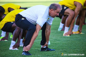 Ghanaians should not worry about the future of Ghana football – Milovan Rajevac