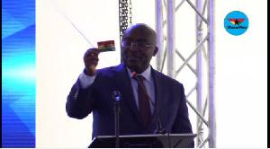 Bawumia   GhIPPs Launch