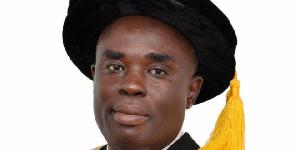 Vice Chancellor Abednego Okoe Feehi Amartey