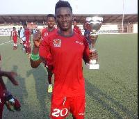 Godfred Kwadwo Asamoah
