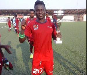 Kwadwo Asamoah, former Heart of Lions attacking midfielder