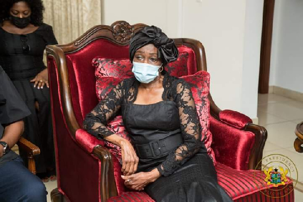 Rawlings's death: Nana Konadu to hold press conference today