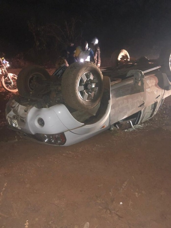 NPP Parliamentary candidate for Sawla-Tuna-Kalba Constituency involved in car crash