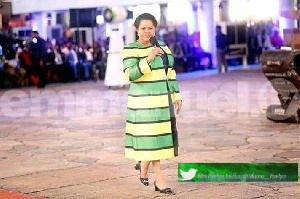 Pastor Evelyn TB Joshua will succeed her husband