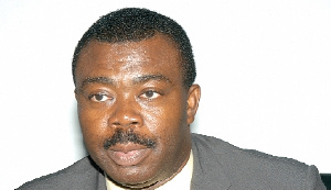 Stephen Asamoah Boateng, Director-General, SIGA