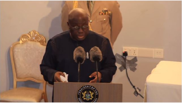 Akufo-Addo's speech at the 58th ECOWAS Ordinary Session