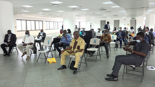 Parliamentary Select Committee impressed with developments at the port of Tema