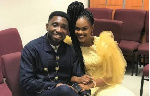 Singer, Timi Dakolo and wife, Busola Dakolo