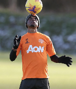Manchester United youngster Amad Diallo