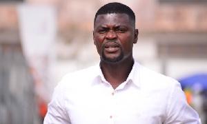 Hearts of Oak Coach, Samuel Boadu