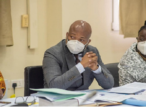 Samuel Okudzeto Ablakwa Parliament 2021