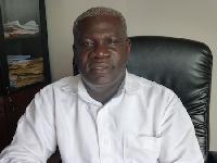 Mr Solomon Kotei, ICU Gen. Secretary