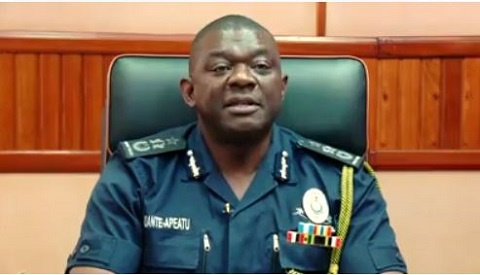 IGP, David Asante-Appeatu