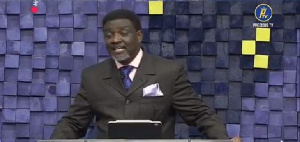 Bishop Charles Agyinasare is Founder of the Perez Chapel International