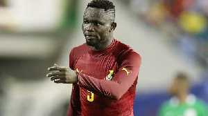 Vincent Atinga is expected to leave Ghana for Austria to join FK Austria Vienna