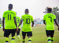 Dreams FC players