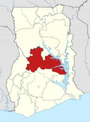 The Bono East Region is the fourth largest region in Ghana