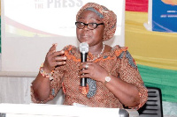 Madam Justina Owusu-Banahene, Sunyani Municipal Chief Executive