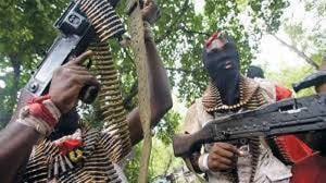 Gunmen In Ogun