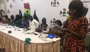 Ghana diaspora women will collaborate with other associations for the betterment of the country