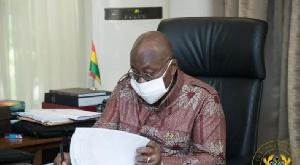 President, Nana Akufo-Addo