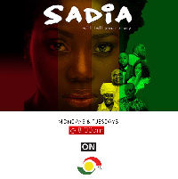 'Sadia' is a local television series that embodies the rich Ghanaian culture
