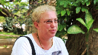 Heike Stille, the German tourist who was reportedly stabbed.