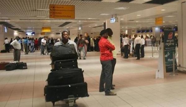 Kotoka International Airport.