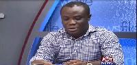 Felix Kwakye Ofosu, former Deputy Communications Minister