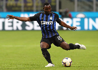 Kwadwo Asamoah has shared his view on racism
